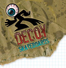 Decoy Skateboards Logo